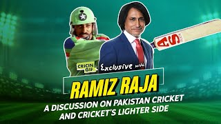 Ramiz Raja visualises Imran Khan's captaincy, recalls his favourite matches and much more