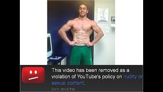 YouTube Removed THIS Video for being Sexually Explicit!!!!!