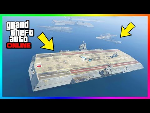GTA Online NEW DLC 2018 Leaks - HUGE Base Of Operations, NEW Vehicle Clues Solved & MORE! (GTA 5)