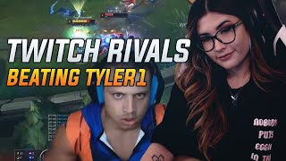 I FINALLY BEAT TYLER1 | Best Twitch Rivals Moments