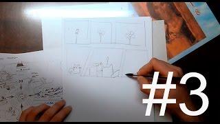 Смотреть онлайн Как рисовать тело комикса манга для начинающих