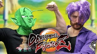 STRONGEST IN THE OFFICE - Dragon Ball FighterZ Gameplay