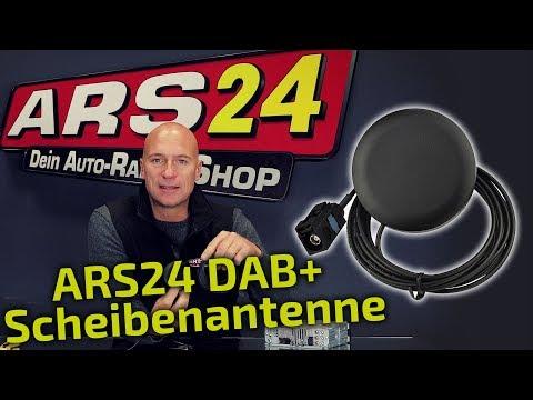 ARS24 DAB+ Scheibenantenne | ARS24