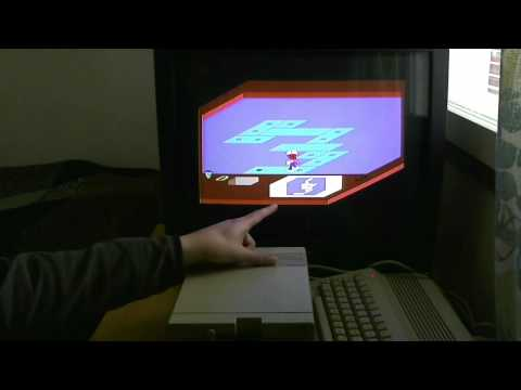 Rock N' Bolt on Commodore 64 with commentary