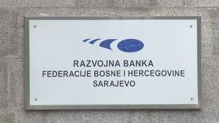 Uprava Razvojne banke FBIH Zakonom krije primanja