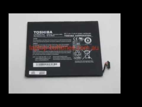 TOSHIBA PA5123U-1BRS, Excite Pro AT10LE A 10C tablet battery