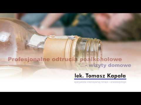 Kodowanie alkoholizmu w Lukhovitsy
