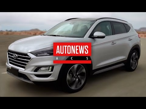 Hyundai  Tucson Внедорожник класса J - рекламное видео 2