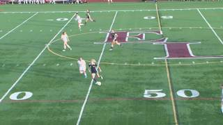 Full game: Woodstock 6, Plainfield 0 in ECC girls soccer final