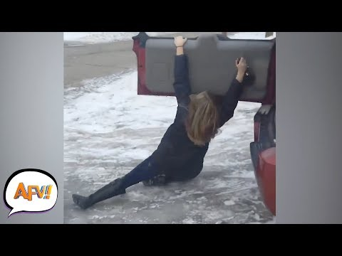 People Who Tried, but FAILED! Funniest Fails | AFV 2019