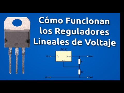 Cómo Funcionan los Reguladores Lineales de Voltaje