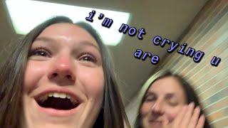 MY LAST DAY OF SCHOOL SENIOR YEAR!! *emotional*
