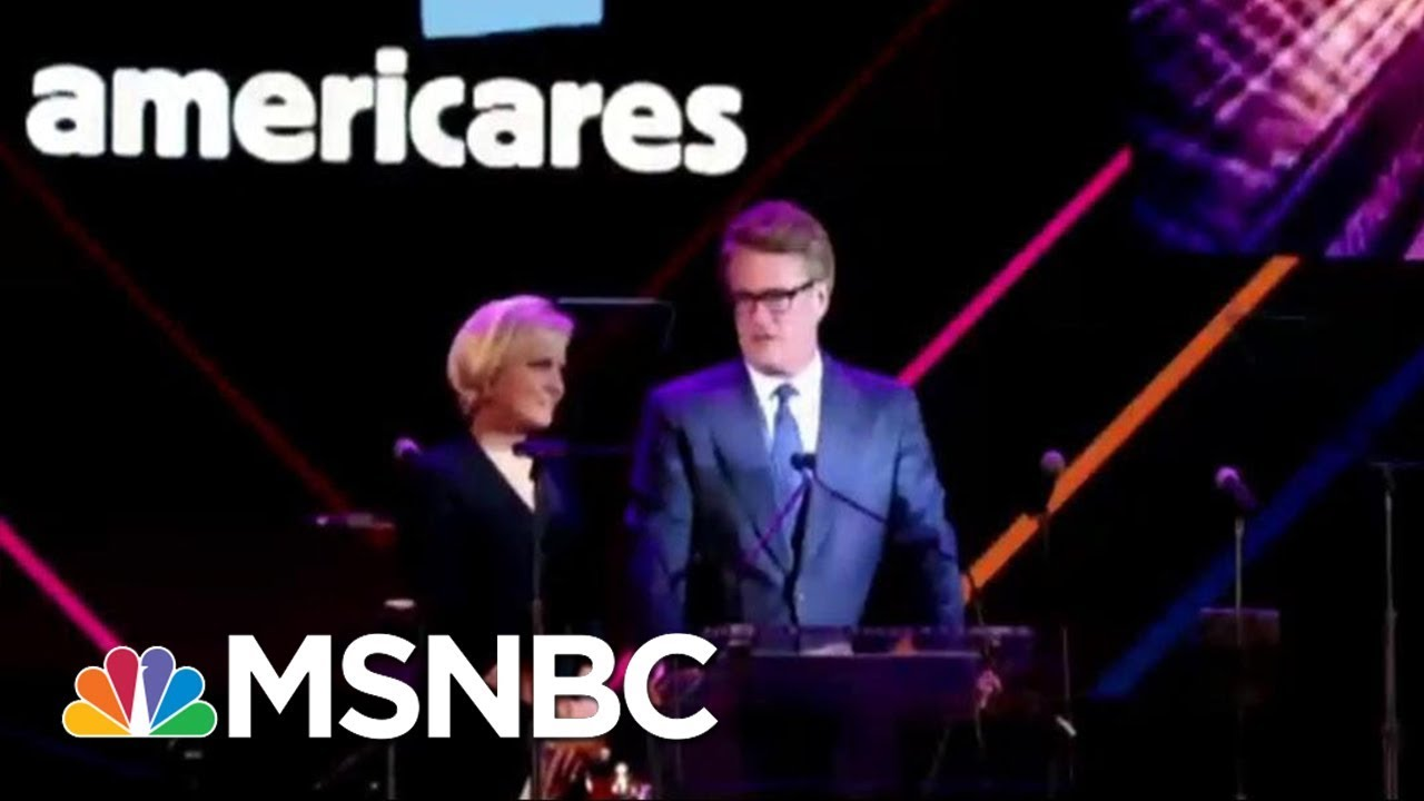 Joe And Mika Host 30th Annual Americares Benefit | Morning Joe | MSNBC thumbnail