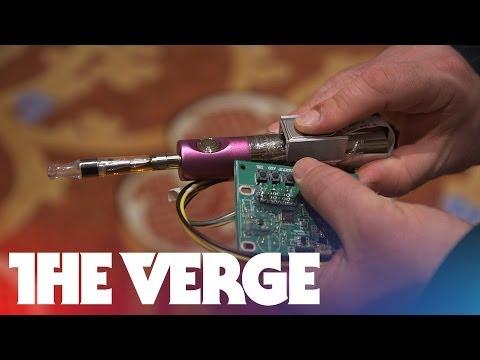Biometric Vaporizer (promo Video)