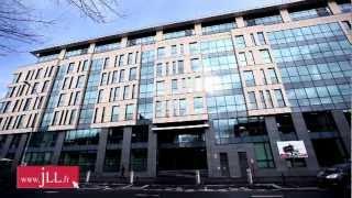 preview picture of video 'Bureaux à louer à Alfortville - Equalia, rue Charles de Gaulle - 94110 Alfortville'