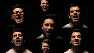 Roar (a cappella cover) - Andy Lange, Chester See, Andrew Garcia, Josh Golden