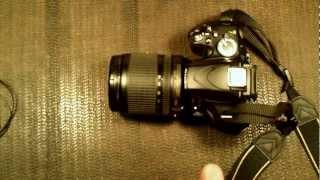 Как снимать видео на зеркалку DSLR Nikon D5100. Мой опыт