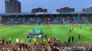 """Last """"I'm forever blowing Bubbles"""" ever at The Boleyn"""