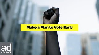 How to Vote For Your Life | Vote 2020 | Ad Council