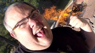 I SET THEM ON FIRE!!!