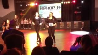 Anna und Sarah - Deutsche Meisterschaft 2014