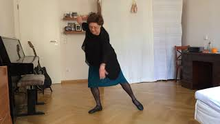 Ballett Tanzspiel 1 für Kinder 5-10 Jahre