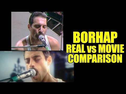 confira as similaridades e diferencas do filme bohemian rhapsody com a realidade estrelando do filme bohemian rhapsody com a