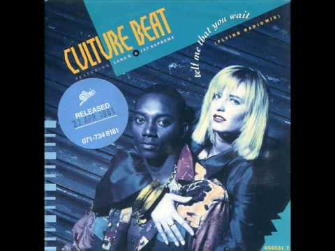 Culture Beat - Tell Me That You Wait (Check In Time Mix)