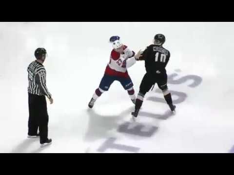 Brad Morrison vs. Trey Fix-Wolansky