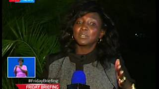 Jubilee Woman rep aspirant Glady's Boss Shollei extends an olive branch to nomination losers