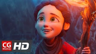 "CGI Animated Short Film: ""Spring"" by Blender Animation Studio 