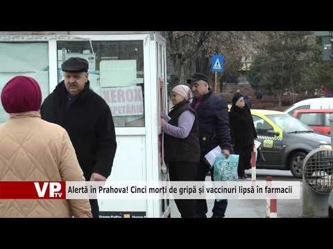 Alertă în Prahova! Cinci morți de gripă și vaccinuri lipsă în farmacii