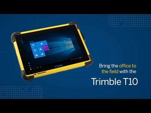 Trimble Trimble T10 Tablet   Geo-matching com
