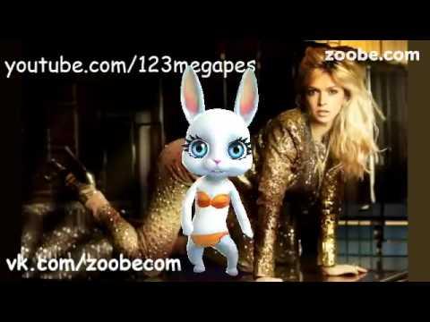 Zoobe Зайка Я знаю пароль (шуточная)