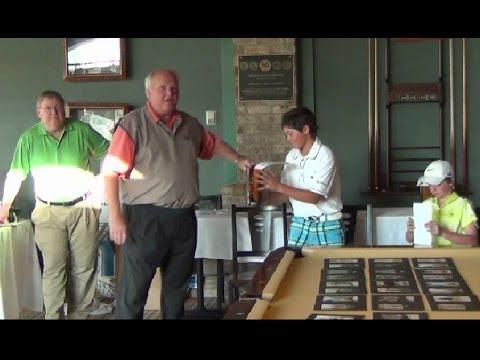 "Karl at Tarheel Junior Golf's ""Bridgestone Junior Championship"""