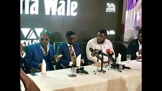 Shatta Wale Signing And Unveiling By Xylofon Media