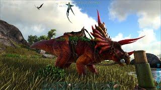 ARK: Survival Of The Fittest - Này thì đi săn khủng long, này thì lên Top =))