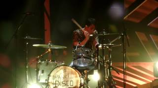 Panic! At The Disco - Crazy=Genius & Brendon Urie Drumming  (Live 2016)