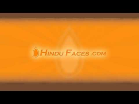 Video of Hindu Faces