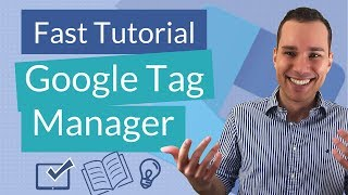 Google Tag Manager Tutorial For Beginners | Learn Fast: Setup & Basic Tracking Tutorial