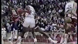 Michael Jordan 1988 All-Star Game: 40pts in Chicago, MVP