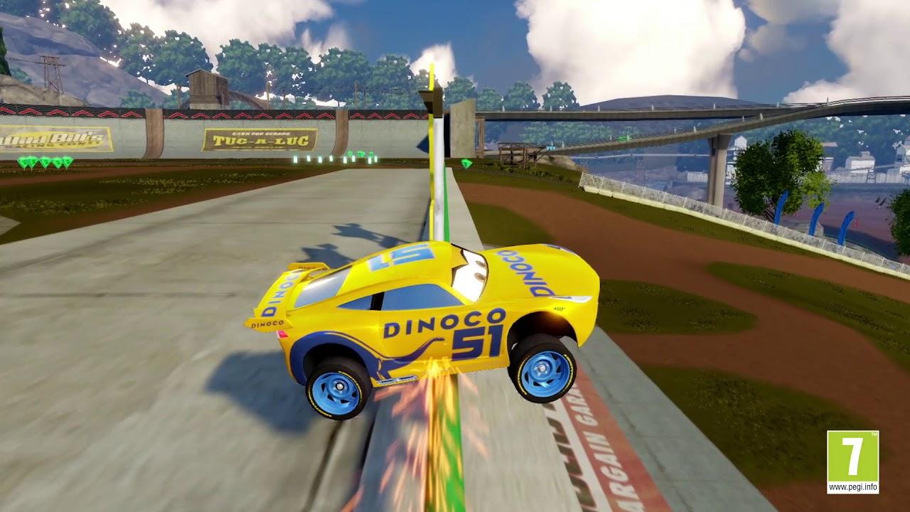 Cars 3: in gara per la vittoria - Trailer ufficiale