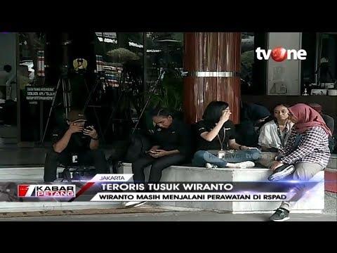 Wiranto Masih Menjalani Perawatan di RSPAD Gatot Subroto