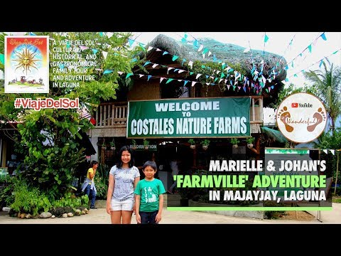 Costales Nature Farms: Our 'Farmville' Adventure | Majayjay, Laguna | Philippines | We.Are.Wanderful Mp3