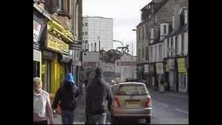 preview picture of video 'The Paisley regal cinema demolished'