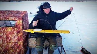 Как сделать проныру торпеду для рыбалки