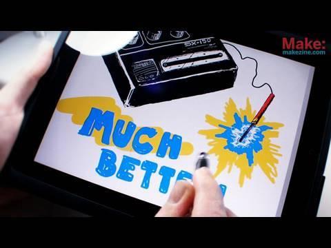 Turn A Cheap Pen Into A Touchscreen Stylus