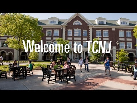 The College of New Jersey - video