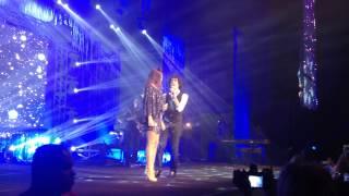 The Voice Tour SP - Sam Alves & Marcela Bueno - A Thousand Years