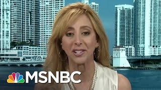 Donald Trump Senior Advisor 'Embarrassed' By Alicia Machado | MSNBC thumbnail